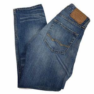 26 Vintage American Eagle Light Wash Denim Jeans